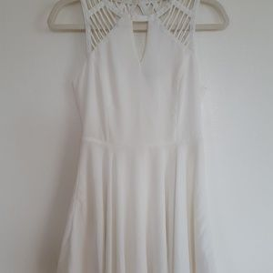 Clifton White Cocktail dress